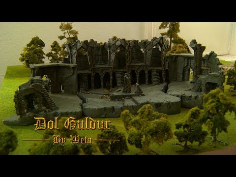 Dol Guldur by Weta Unboxing