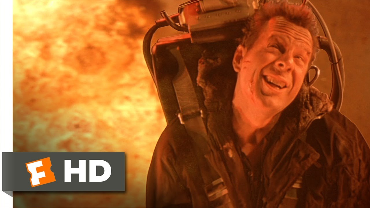 Die Hard 2 1990 Military Funeral Scene 2 5 Movieclips Youtube