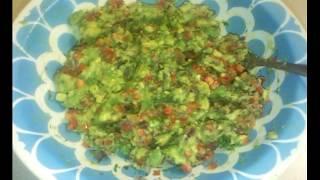 Овощные салаты и закуски. Часть 1.