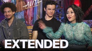 Lana Condor On 'Alita: Battle Angel' Cast And 'All The Boys I've Loved Before' Sequel | EXTENDED