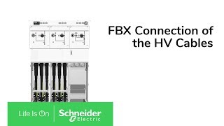 FBX Connection of the HV Cables (PF630 A - Type C) thumbnail