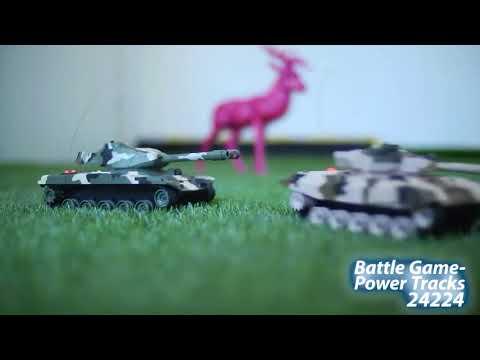 Set tancuri Radiocomanda Revell Control Battle Game24224