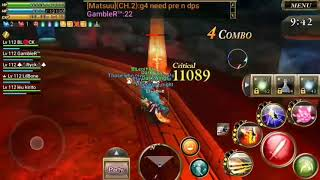 "Aurcus Online Global ""Samurai"" Magias Institution - Execution - G7 M.Clear"