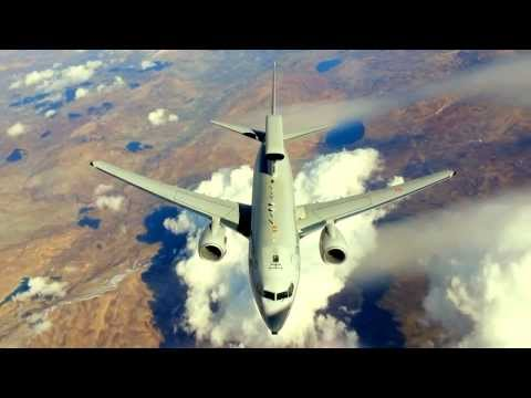 Turkish Air Force AWACS - Boeing 737 AEW