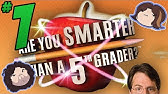 Are You Smarter Than a 5th Grader?: Likely Not - PART 1 - Game Grumps VS