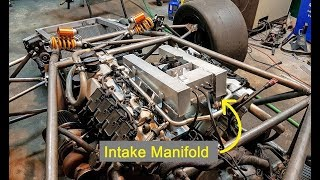 Making an Intake Manifold - E55 ASL Part 10