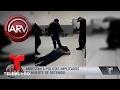 Hombre muere en estación de policía | Al Rojo Vivo | Telemundo