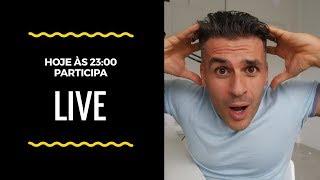 Baixar LIVE SENSHI P - HOJE ÀS 23:00 HORA DE PORTUGAL 19:00 HORA BRASIL [VAMOS FALAR UM POUCO]