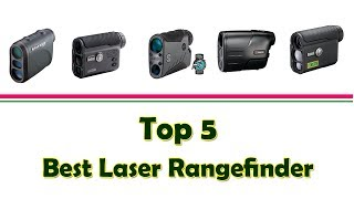 Top 5 Best Laser Rangefinder