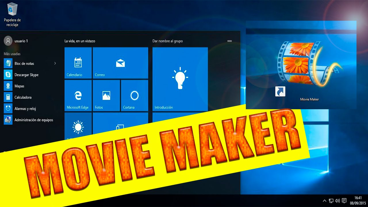 Descargar e instalar Movie Maker en Windows 10 gratis ...