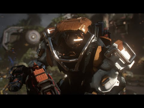 New Anthem trailer shows off Anthem's world and story