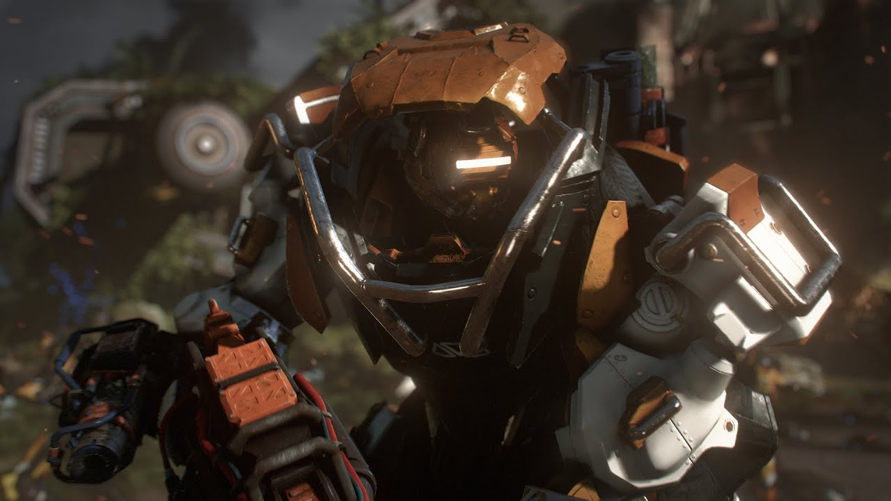 Anthem Official 2018 Game Awards Trailer