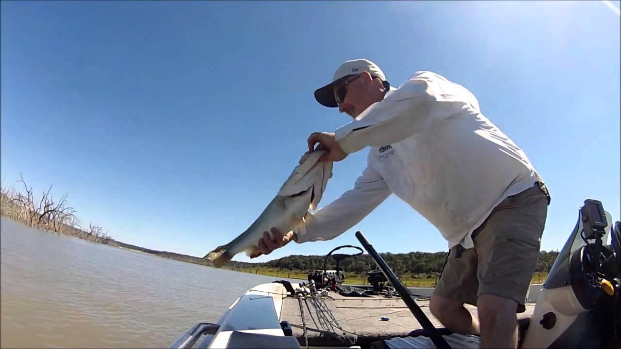 Lake Georgetown Fishing Guides, Fishing Reports, Big Bass Videos