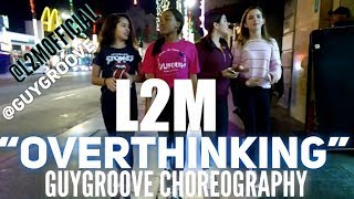 """""""Overthinking"""" 