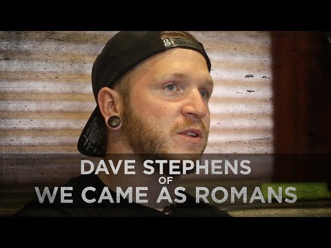 I Thought Partying Would Fill That Void - Dave Stephens of We Came As Romans Mp3