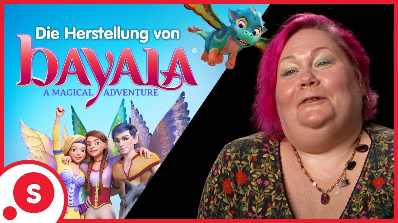 Making Of Bayala Das Magische Elfenabenteuer Schleich