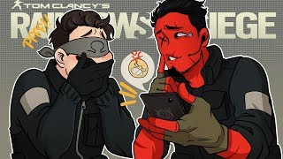 prank calls close calls   rainbow six siege w ohmwrecker r6