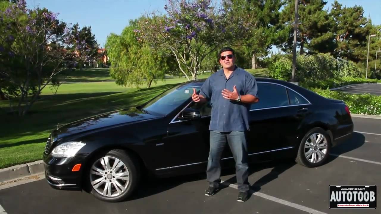 2011 mercedes s400 hybrid review - youtube