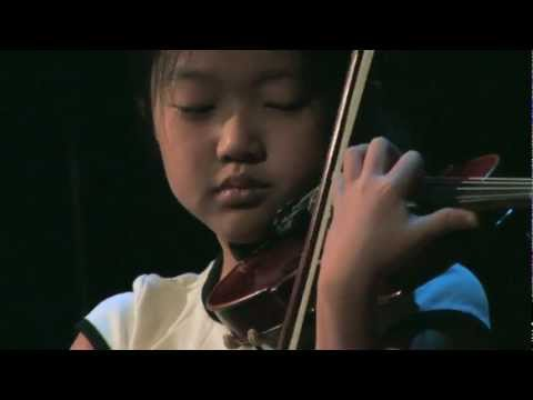 Amazing Tiny Violinist - Sarasate Performance  | From The Top