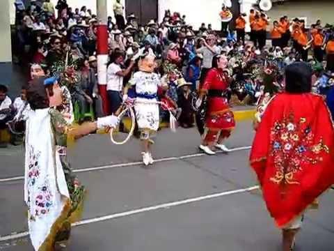 Diablos de Cajabamba 2015 - Perú.