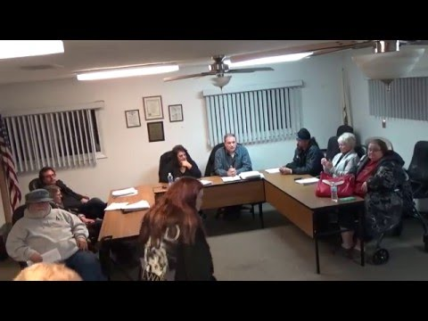 3/21/16 Village of Holiday Hills Board Meeting Part 2