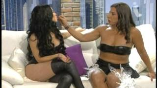Repeat youtube video Diosa Canales en Intimamente Plus Canal I Parte 3