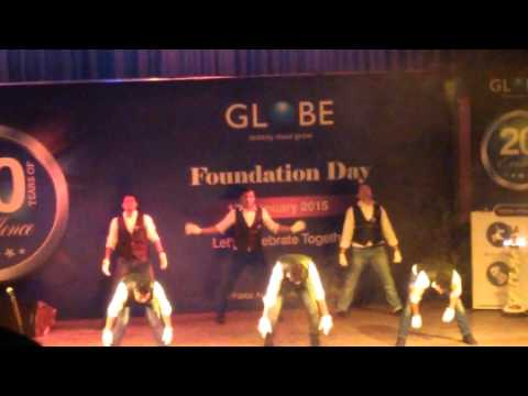 Globe Capital Sannata Dance Group