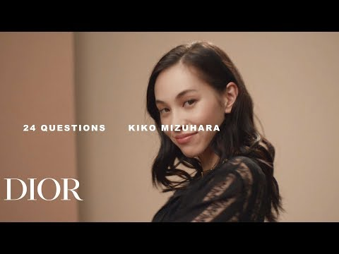 Dior Forever Exclusive Collab with Dazed – Interview with Kiko Mizhuara