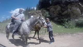 Поездка в Кыргыстан, отдых на озере Иссык-Куль#2 часть