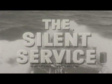 SILENT SERVICE TV SHOW Episode TIRANTE PLAYS A HUNCH  8297
