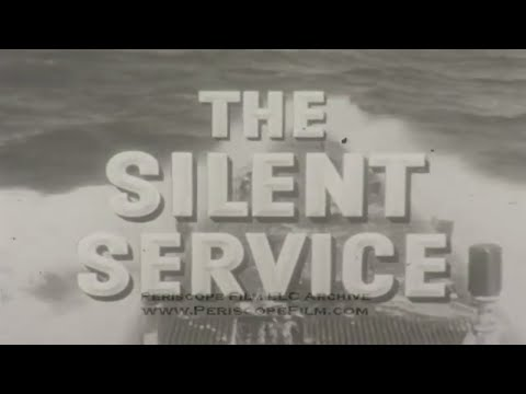 SILENT SERVICE TV  Episode TIRANTE PLAYS A HUNCH  8297