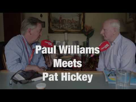 EXCLUSIVE: Paul Williams speaks to Pat Hickey
