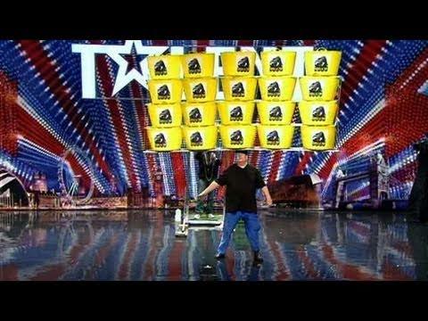 John Evans - Britain's Got Talent 2011 audition - International Version