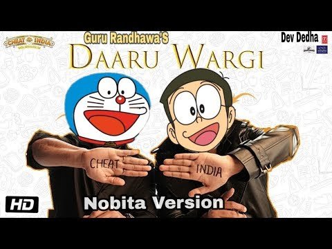 Daru Wargi Song In Doraemon (Nobita Version)