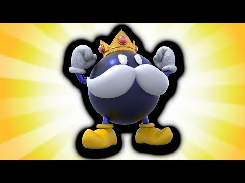 King Bob Omb In Mario Kart Tour Giant Bob Omb Special Item Youtube