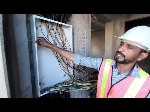 DB Installation (In Urdu & hindi language) (Electrical DB Installation with complete dressing)