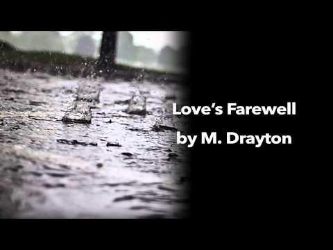Love's Farewell by M Drayton