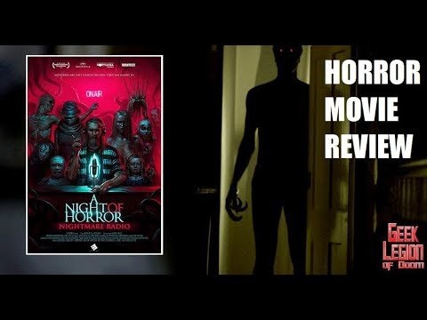 a-night-of-horror:-nightmare-radio-(-2019-james-wright-)-anthology-horror-movie-review