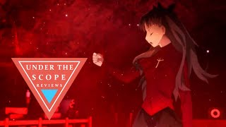 UTS Anime Review: Fate/Stay Night Unlimited Blade Works