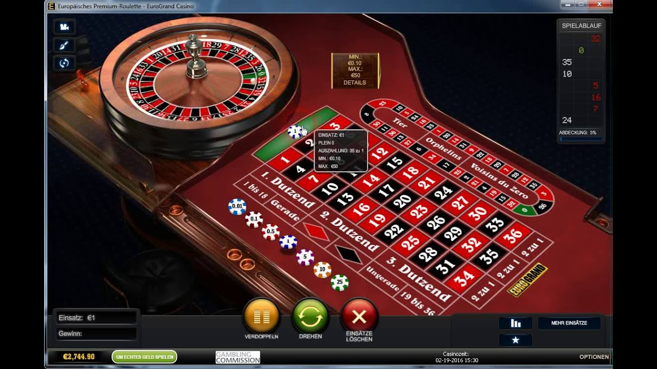 merkur online casino play roulette now