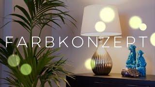 Wohnzimmer streichen | Farbkonzept - Grauer Salon | #wohnprinz