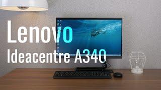 идеальный компьютер для дома? Обзор Lenovo Ideacentre A340