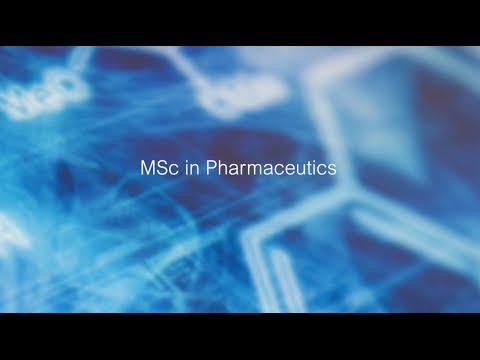 MSc in Pharmaceutics
