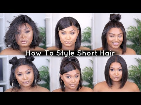 6-quick-&-easy-hairstyles-on-short-wig!-affordable-everyday-bob-wig-ft-hairvivi