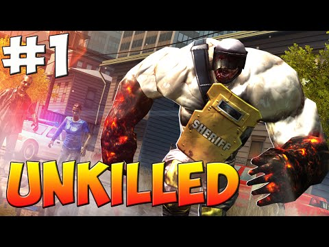 UNKILLED. Прохождение #1 (Gameplay IOS/Android)