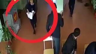 Махачкала Вброс Избирательный участок №1126 в школе №15