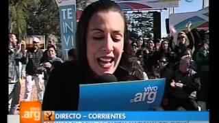 Vivo en Argentina - Goya, Corrientes: Amboé - 27-04-12 (2 de 2)