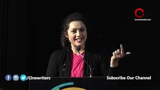 Meena Speech at Karoline Kamakshi Press Meet of Zee5 Original | Y. Gee. Mahendra