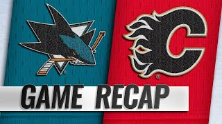 Hertl, Kane score twice in 5-2 win for the Sharks