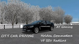 Holden Commodore VF SSV Redline | Highway driving | City Car Driving